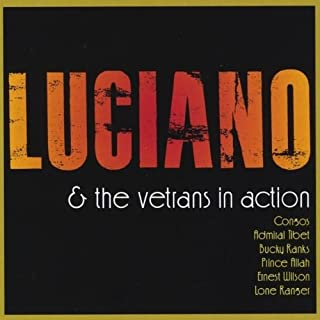 Luciano & the Veterans in Acti