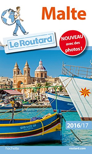 Guide du Routard Malte 2016/17 par Collectif