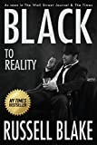 BLACK To Reality (Black 4) (English Edition)