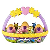 HATCHIMALS Cesta 4 Huevos, (Bizak 61929127)