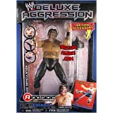 WWE Wrestling DELUXE Aggression Series 12 Action Figure Umaga by Jakks