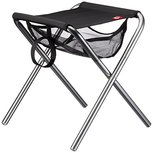 ROBENS Explorer Stool Campingstuhl, Silver Grey, One Size