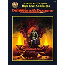 Dungeon Master Option Rulebook (Advanced Dungeons & Dragons : World of Adventure Rulebook) by TSR (31-Dec-1995) Hardcover