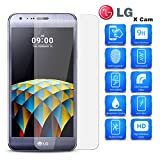 LG X Cam (LG-K580) - Tempered Glass Screen Protector Guard