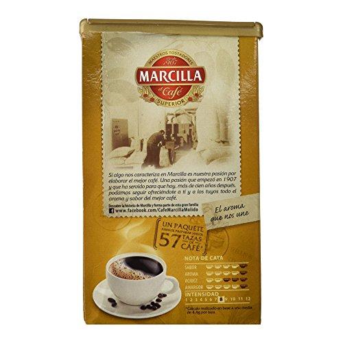 MARCILLA Gan Aroma Café Molido Natural - 250 gr