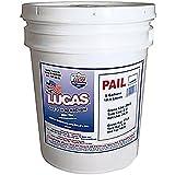 Lucas Oil 10077 SAE 15W-40 Magnum Motor Oil - 5 Gallon Pail