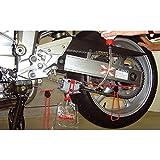 Kit Reinigung reinigt reinigt gründlich Kette Motorrad ZX MV CBR Yamaha Ducati Kawasaki-Kette Kettenmax Kettenmax Premium Light
