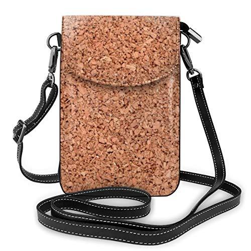 Goxegag Multifunktionale Leder Telefon Geldbörse, Leichte Kleine Schulter Umhängetasche Reisetasche Mit Verstellbarem Gurt Für Frauen-Pinnwand