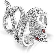 a basso prezzo f5b31 fe6fe Amazon.it: anello serpente