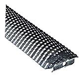 Stanley Surform Ersatzblatt (halbrund, 39 mm Breite, 250 mm Länge, für 21-295/21-296/21-122/21-103) 5-21-299