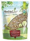 Piezas de Anacardo Orgánico, 4 Libras - no OGM, Kosher, crudo, vegano, sin sal, sin tostar, a granel