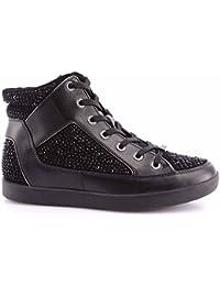 LIU JO mujer zapatillas de deporte de alto AURA P0254 S66013