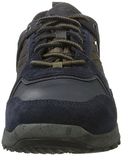 Geox Herren U Geghy B ABX A Sneaker Blau (Navy/MUSK)