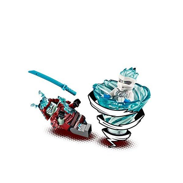 LEGO NINJAGO IlMechTitanodiLloyd, Figura d'Azione, Playset Maestri dello Spinjitzu, 70676 5 spesavip