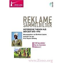 Zeno.org 012 Reklame-Sammelbilder (PC+MAC-DVD)