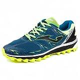 Joma Olimpo, Zapatillas de Trail Running para Hombre, Azul (Marino 803), 45 EU