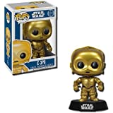 Pop! Star Wars C-3PO Vinyl Figure by Brybelly