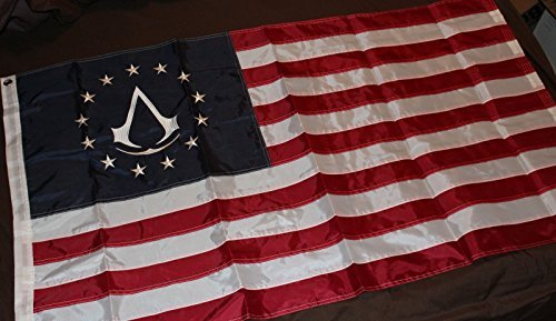 Assassin's Creed 3 III Colonial Flag Limited Collector's Edition - BRAND NEW RARE by Assassin's Creed
