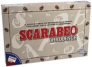 Editrice giochi 6033994 gioco da tavolo scarabeo challenge giochi e giocattoli - Scarabeo gioco da tavolo ...