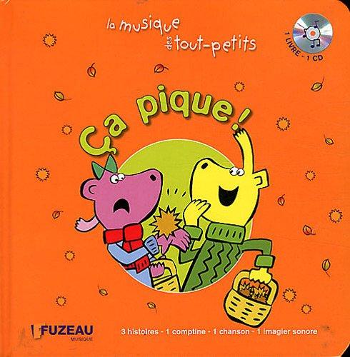 Ca pique ! (1CD audio) par Frédéric Fruteau de Laclos