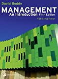 Management: An Introduction with MyLab Access Card by David Boddy (2010-12-14)