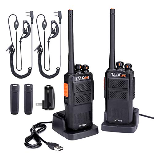 Walkie Talkie Professionali, TACKLIFE-MTR01...