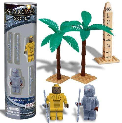 Preisvergleich Produktbild Best-Lock 01100S - Stargate-1 - Apophis und Jaffa