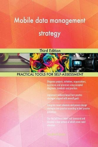 Mobile data management strategy Third Edition