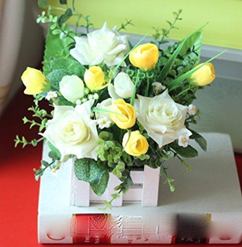 dsaaa-knstliche-blume-zuhause-dekorative-hochzeitstafel-weien-topfpflanzen-ein-holzzaun-floral-blume