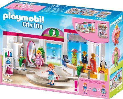 Playmobil 5486 - Modeboutique (Mädchen Boutique Kleidung Online)