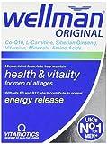 vitabiotics Wellman Vitamin & Mineral Ergänzung, 30 Tabletten