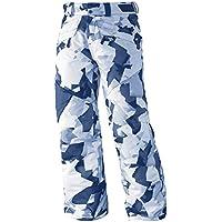 Pantaloni da neve bambini Salomon Chillout pantaloni ragazzi, uomo, Grey, L