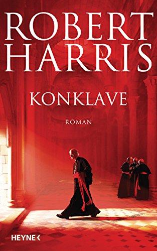 Buchseite und Rezensionen zu 'Konklave: Roman' von Robert Harris
