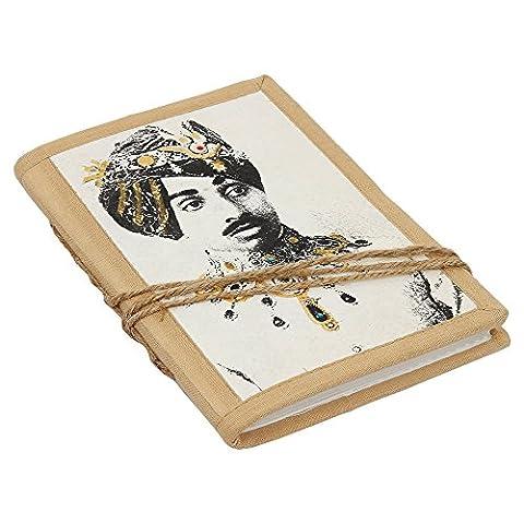 Store Indya, Inde Maharaja Hardbound Journal Diary avec 50 Feuilles