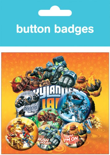 Giants 6Button Buttons ()