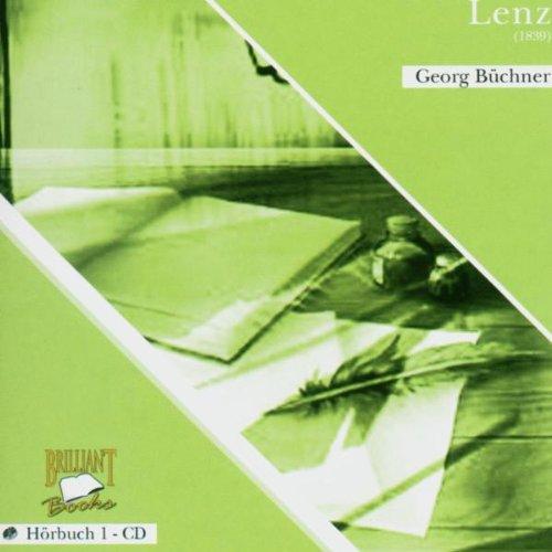 Buchseite und Rezensionen zu 'Lenz. CD.' von Georg Büchner