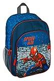 Undercover Schulrucksack, Marvel Spider-Man, ca. 43 x 32 x 12 cm