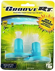 Precision Tees- Groove RT Adjustable Range Tees by Dorson