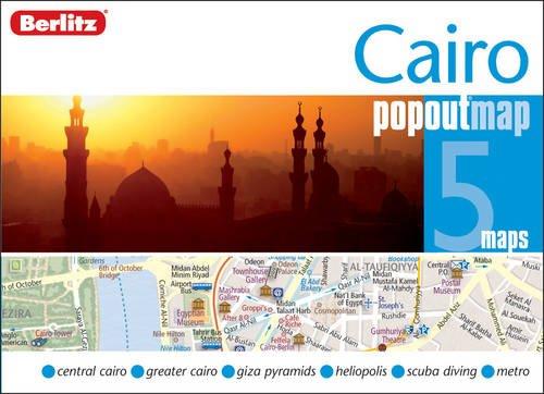 Cairo Berlitz PopOut Map (Berlitz PopOut Maps) por Berlitz