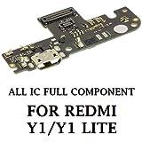 SPAREWARE USB Charging Port Dock Connector Charging Flex Cable Compatible for XIAOMI REDMI Y1