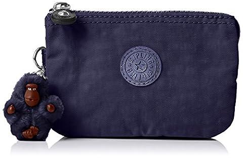 Kipling Creativity S, Women's Purse, Violett (Blue Purple C), 14.5x9.5x0.1 cm (B x H T)