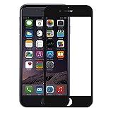 Pomelo Panzerglas Schutzfolie für iPhone 6 iPhone 6s Displayschutzfolie 3D Vollständige Abdeckung 99% Transparenz 9H Hartglas 4.7 Zoll (Schwarz)