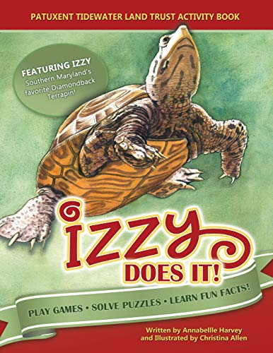 Izzy Does It: Patuxent Tidewater Land Trust Activity Book