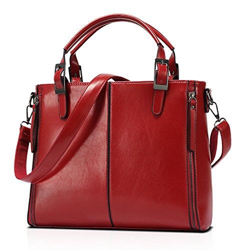 Mefly Meine Damen Handtasche Nähen Handtasche Frühling Neue Schaufel Typ Europäischen Und Amerikanischen Stil Single Schulter Claret