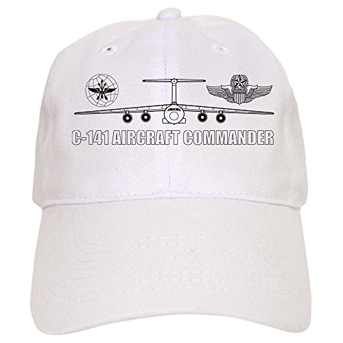 CafePress Mug-Pilot.Gif Baseball - Baseball Cap With Adjustable Closure, Unique Printed Baseball Hat