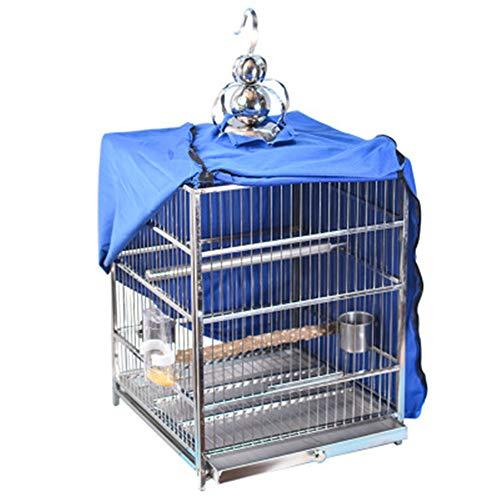 Dynastie Frame (GYJ Edelstahl Bird Cage Durable Frame Runde Pet für Kleintier Nymphensittich Lovebird Birdcage mit Barsch Stand pet Produkte)