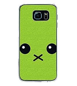 Cartoon 2D Hard Polycarbonate Designer Back Case Cover for Samsung Galaxy S6 G920I :: Samsung Galaxy G9200 G9208 G9208/SS G9209 G920A G920F G920FD G920S G920T