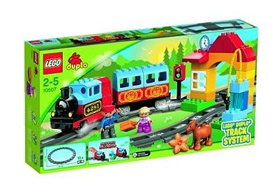 LEGO Duplo - Nuevo tren, set de inicio (10507) de LEGO