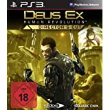 DEUS EX: Human Revolution Director's Cut - [PlayStation 3]