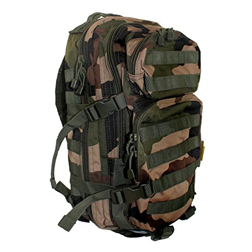 US Assault Pack Rucksack 20Liter -tarn-